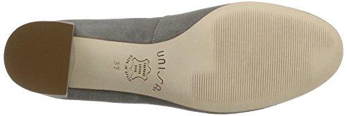 Unisa Kermes_ks, Zapatos de Tacón para Mujer Gris (Roca)