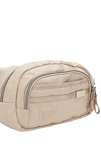 Lucy Gina Beige Havanna George Up Nylon amp; Bag zEHwHvx
