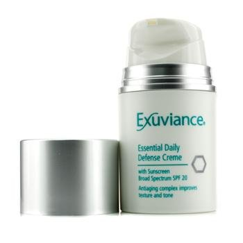 Exuviance Essential Daily Defense Creme Spf 20, 1.75 Fluid Ounce