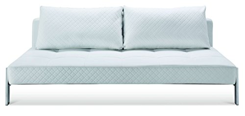 Creative Furniture Spider Sofa Bed, White