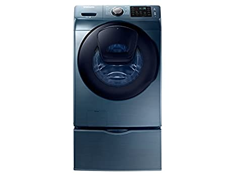 Amazon.com: Samsung wf45 K6200az 4,5 cu. ft. addwash carga ...