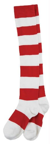Wenda Deluxe Over the Knee Socks Costume Accessory