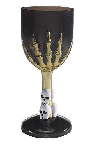 Smiffy's Gothic Wine Glass]()