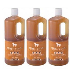 아즈마 상사의 마유 샴푸 리필용 1000ml 실속있는 3개 세트