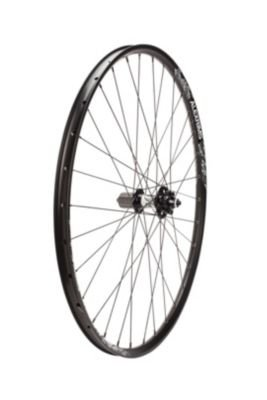 "Alex MD23 Rear Wheel Black 29"" Double Wall SRAM X.7 8/9/10s Cassette HG IS 6 Bolt Disc QR Axle 32h SS 14g 3X"