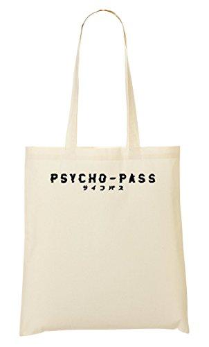 Psycho Pass Logo Bolso De Mano Bolsa De La Compra