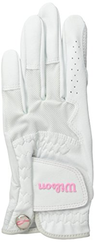 Wilson Women's Advantage Left Hand Golf Glove, Small from Wilson