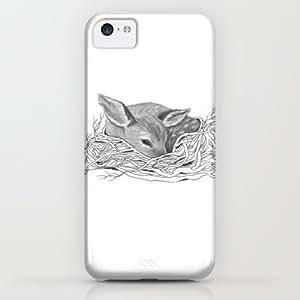Society6 - The Fawns iPhone & iPod Case by Jess Polanshek