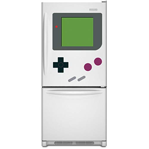 - CoolerBoy Fridge Magnet Whiteboard for retro gaming, vintage lovers and geeks!