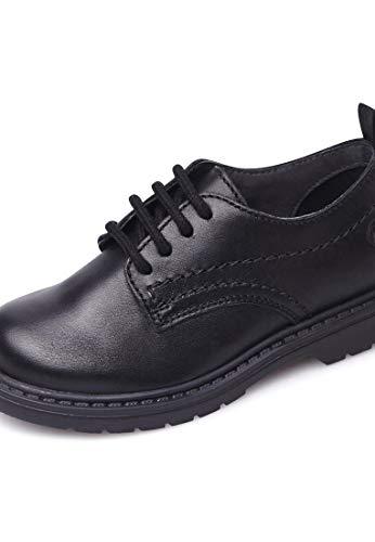 leather Black ups Lace Naturino Abbey PqXwPf