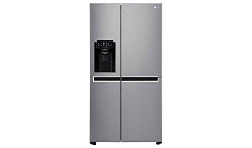 Lg Side By Side Kühlschrank Zieht Kein Wasser : Lg electronics gsl icez side by side a die ganze familie