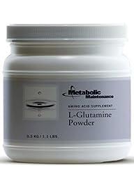 Metabolic Maintenance L-Glutamine Powder 1.1 lbs