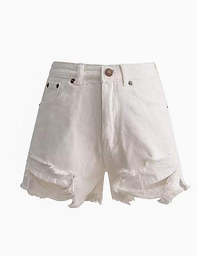 Unita Da Yfltz Jeans Chic Tinta Black Donna Pantaloni gwn46YnqA
