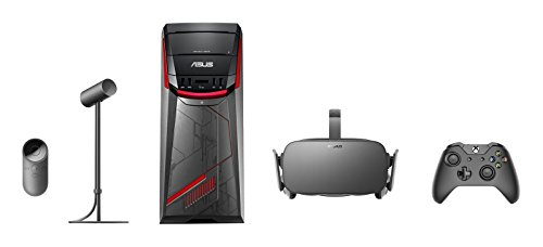 Oculus Rift + ASUS Oculus Ready G11CD-WS51 Desktop PC Bundle