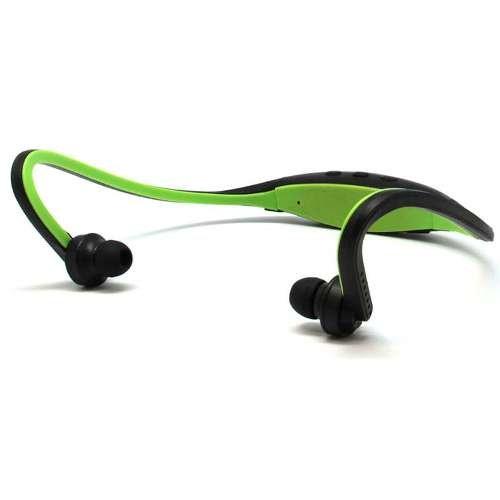Cascos Auriculares Inalámbricos Verdes Bluetooth Para Cuello Running, Ideal Para Correr!: Amazon.es: Electrónica