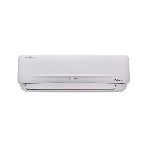 Lloyd 1.5 Ton 3 Star Inverter Split AC (GLS18I36WSBP, White) 2021 August 1.5 Ton 3 Star Inverter Split AC with Air Cooled Electric Control Box technology is used to effectively cool down the temperature of electric parts inside the outdoor unit, resulting in nonstop cooling at 52 °C ambient temperature. A hidden Intelligent central digital dynamic LED display that indicates the operation status vividly. This smart feature makes use of technology smart and user friendly. Air Cooled Electric Control Box technology is used to effectively cool down the temperature of electric parts inside the outdoor unit, resulting in nonstop cooling at 52 °C ambient temperature