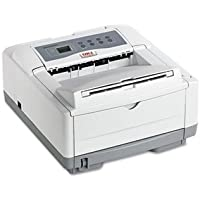 OKIDATA * B4600 Laser Printer, Beige, 120V, Sold as 1 Each