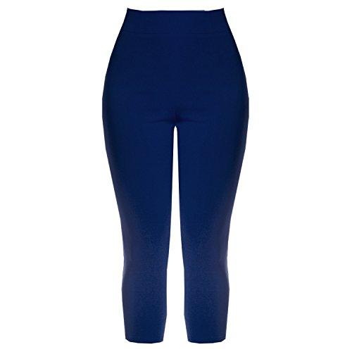 Hell Bunny Jeans - Femme multicolore multicolore - multicolore Bleu Marine