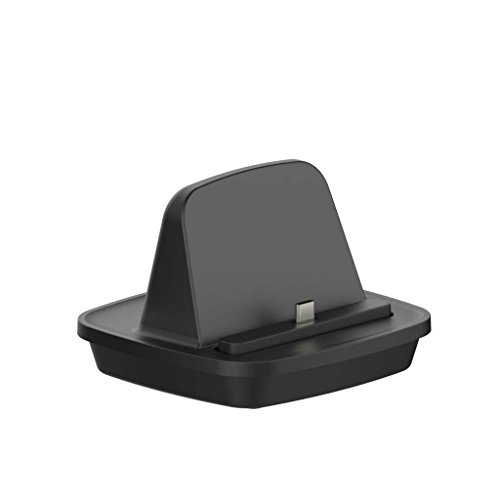 Fucung QC3.0 Type-C Sync Stands Dock Cradle Station Charger For Huawei P20 Mate10 Samsung S9 S8 Xiaomi 5 6, High Quality Type C Charger Holder Stand