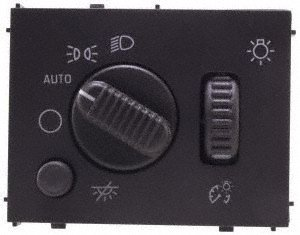 03 silverado headlight switch - 6