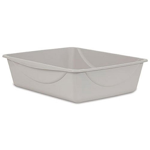 Petmate Litter Pan, Medium, Color may vary