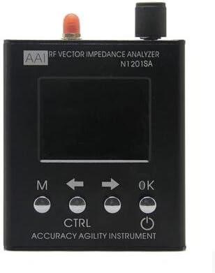 Swiftflying Antena Analyzer UV RF GSM N1201SA Rango de frecuencia 140mhz-2700mhz y N2061SA Rango de frecuencia 1.11mhz-1300mhz