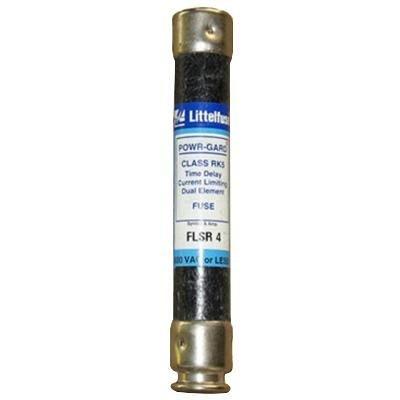 - Littelfuse FLSR040 Dual Element Class RK5 Rejection Time Delay Fuse 40 Amp 600 Volt AC 300 Volt DC Powr-Gard™