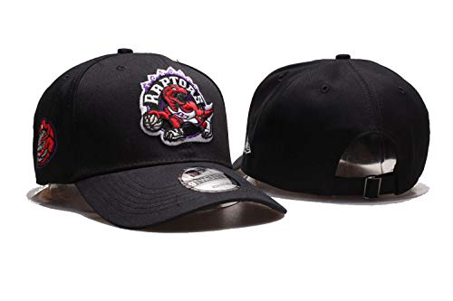 New E Hat NBA Adjustable Cap One Size (TorontoRaptor, One Size)