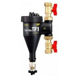 Fernox Tf1 Total Magnetic Filter 22Mm Central Heating Sludge Remover