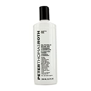 Glycolic Acid 10% Toning Complex 250ml/8.5oz