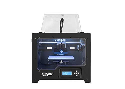 Impressora 3D Creator Pro, Flashforge 28870, Preto