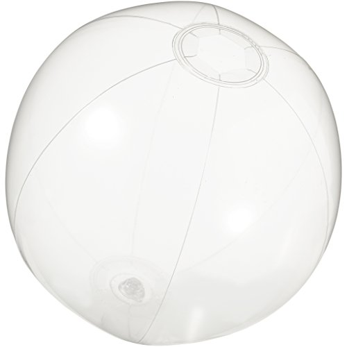 (Bullet Ibiza Transparent Beach Ball (9.8 inches) (Transparent)