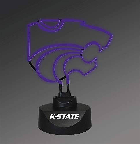 Memory Company NCAA Kansas State University Col-Kas-1808Neon Lamp, Multi, One Size