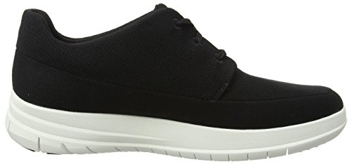 discount official site Fitflop Men's Sporty-Pop Sneaker in Canvas Trainers Black (Black) outlet with credit card cheap websites free shipping huge surprise TQC4P