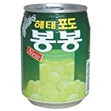 [BOX sale] grape bonbon 238ml X 12 pieces - Korean food, Korean food, Korean drink, Korea drink vinegar, Korea beverages and drink -