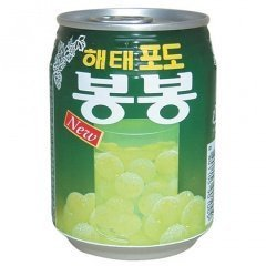 [BOX sale] grape bonbon 238ml X 12 pieces - Korean food, Korean food, Korean drink, Korea drink vinegar, Korea beverages and drink - by Haitai
