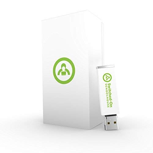 Switched on Schoolhouse, 6th Grade, Grade 6 History / Geography Curriculum by AOP (Alpha Omega HomeSchooling), SOS USB Drive