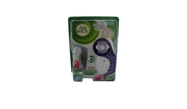 Airwick freshmatic - olor automática detectar flores blancas difusor, difusor + recambio 24 ml: Amazon.es: Hogar