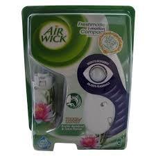 Airwick freshmatic – olor automática detectar flores blancas difusor, difusor + recambio 24 ml