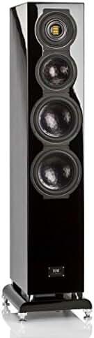 ELAC FS509VX Floor Standing Home Speaker (Black)