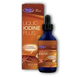 Vie-Flo iode plus, liquide, 2-once