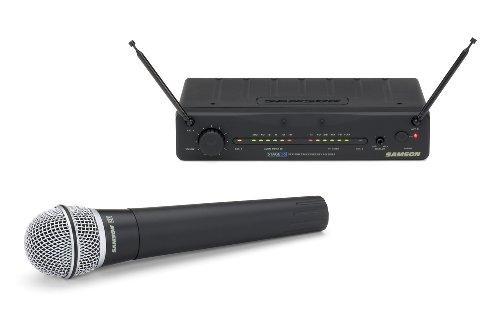 Samson Stage 55 VHF TD Handheld Wireless System - Channel 09