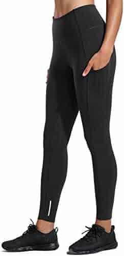 9942efbf4b82f2 CRZ YOGA Women's Naked Feeling High-Rise 7/8 Tight Training Yoga Leggings  with