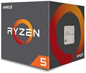 AMD Ryzen 5 1600 65W AM4 Processor with Wraith Stealth Cooler (YD1600BBAFBOX)