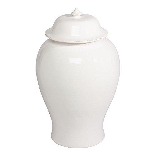 Ethan Allen Linda Ginger Jar, Large by Ethan Allen