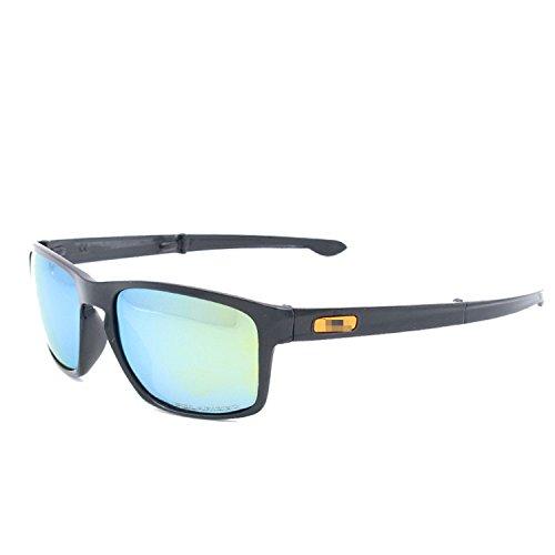 Plegables Ojos con Conducción De Hombres Polarizadas A Ocasionales UV Los Gafas De Protección Gafas GUOHONG Sol Vendados De Los Ciclismo Gafas CX Piernas Transparentes A Moda De 8HqT1