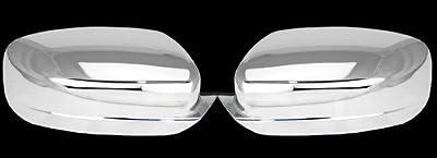MaxMate 11-13 Dodge Charger/11-13 Chrysler 200/300 Chrome Full Mirror Cover