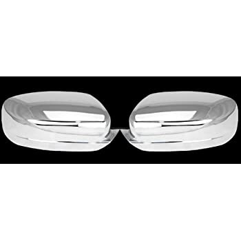 11-13 CHRYSLER 200 Triple Chrome Mirror+4 Door Handle no passenger Keyhole Cover