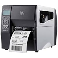Zebra Technologies ZT23042-D01A00FZ Series ZT230 4 DT Tabletop Printer, 203 dpi Resolution, Tear, Power Cord with US Plug, Serial/USB/net Internal Wireless 802.11N Radio US and CA Only, ZPL