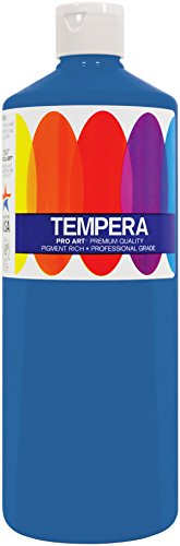 Pro Art Liquid Tempera Paint, 16-Ounce, Thalo Blue